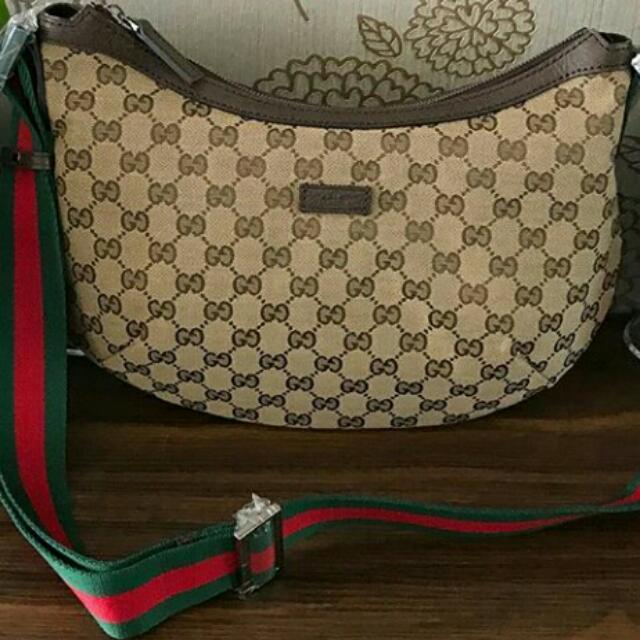 New Gucci Hobo Sling Bag