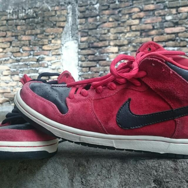 Nike Dunk Mid RED