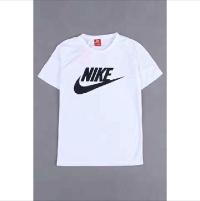 Nike Logo 短T