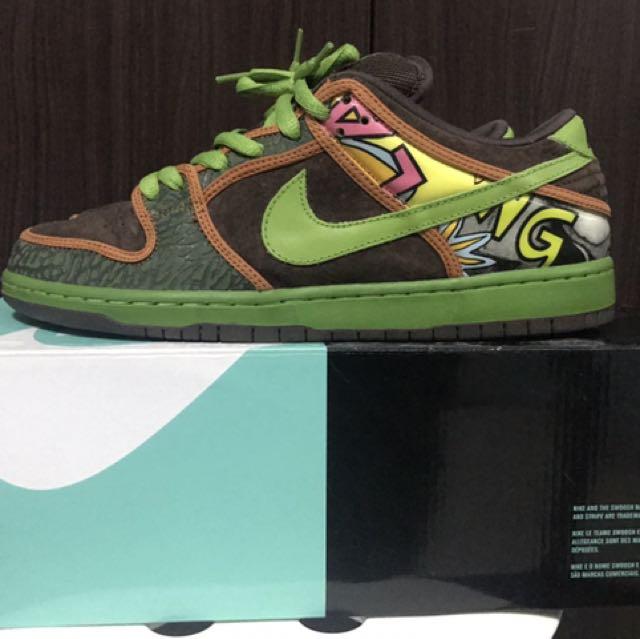 sports shoes 960bb e6cc2 Nike SB Dunk Low De La Soul