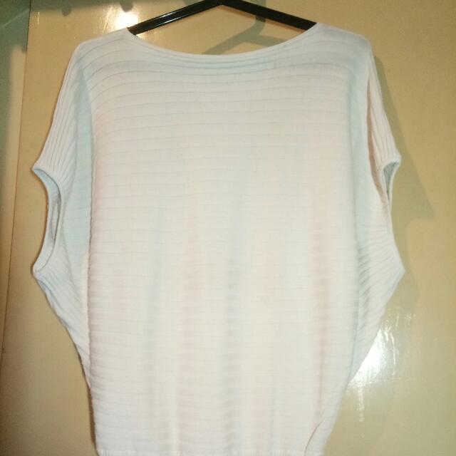 Off White Preloved Blouse