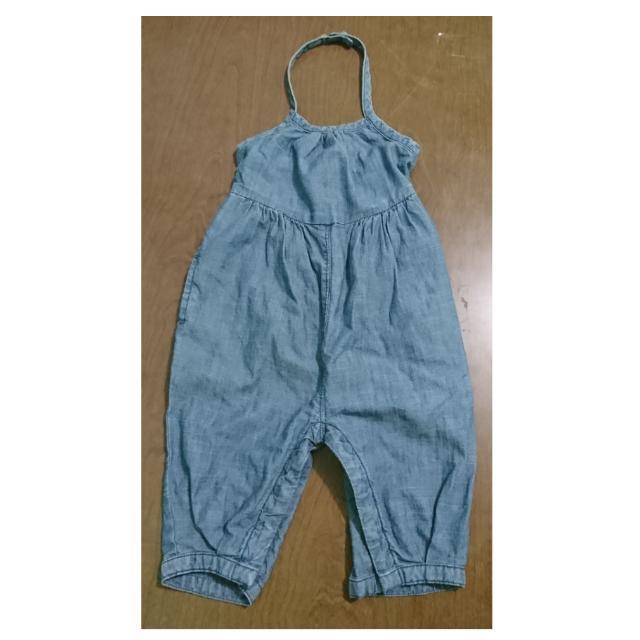 Old Navy Denim Jumpsuit