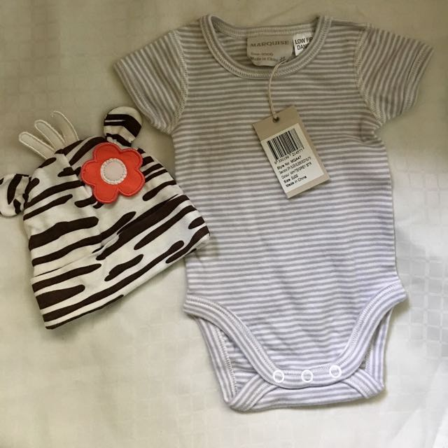 bd416f782315 Onesies With Bonnet