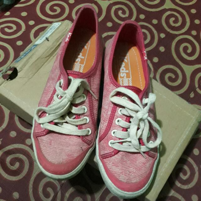 Original Keds Pink Shoes