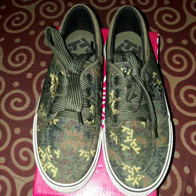 REPRICED!!! Original Tribal Camouflage Shoes