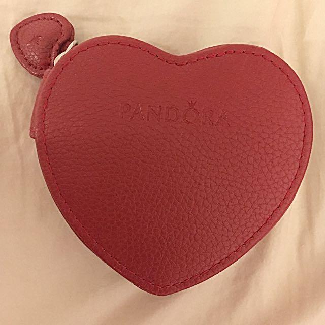 PANDORA jewelry Heart Box