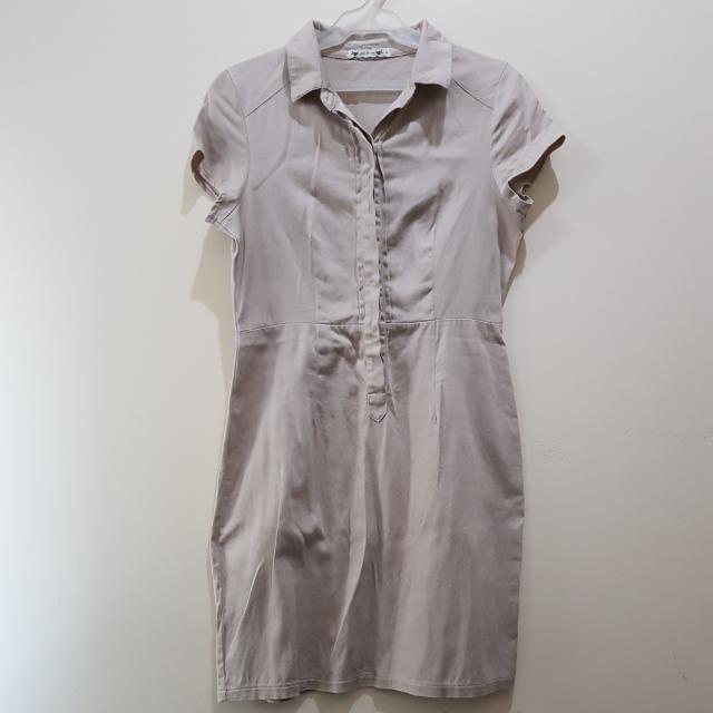 Paperdolls PD & Co. | Beige Dress