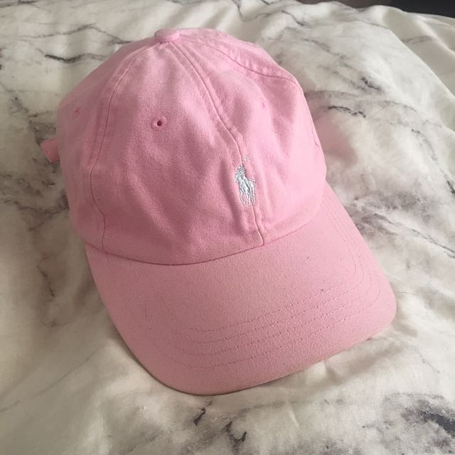 Ralph Lauren Pink Cap/hat