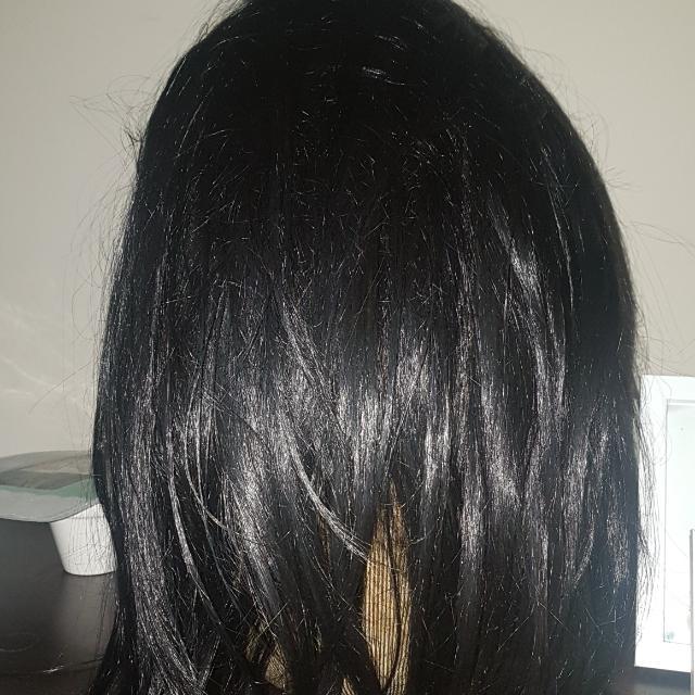 Real Human Hair Wig