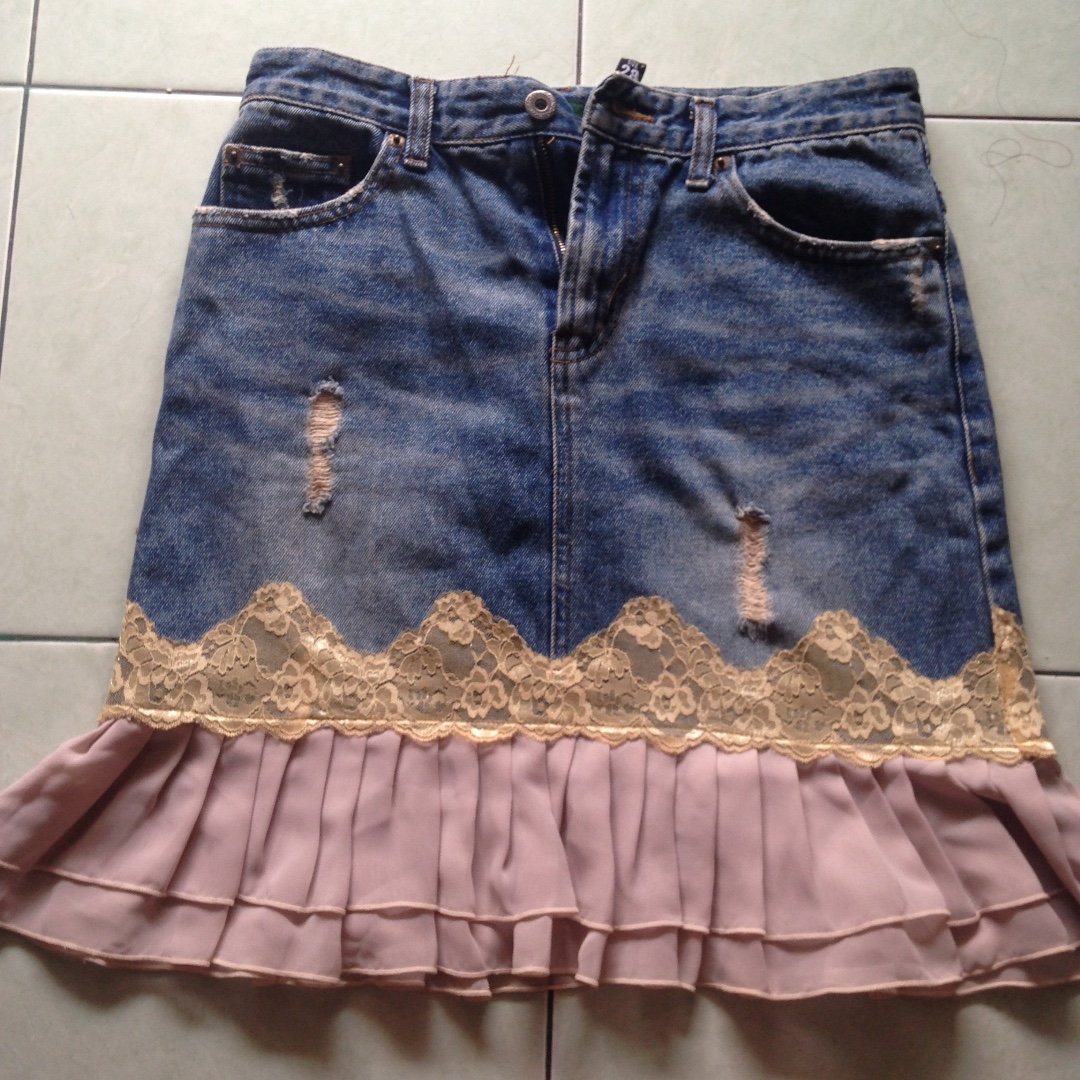 Ripped Tutu Skirt