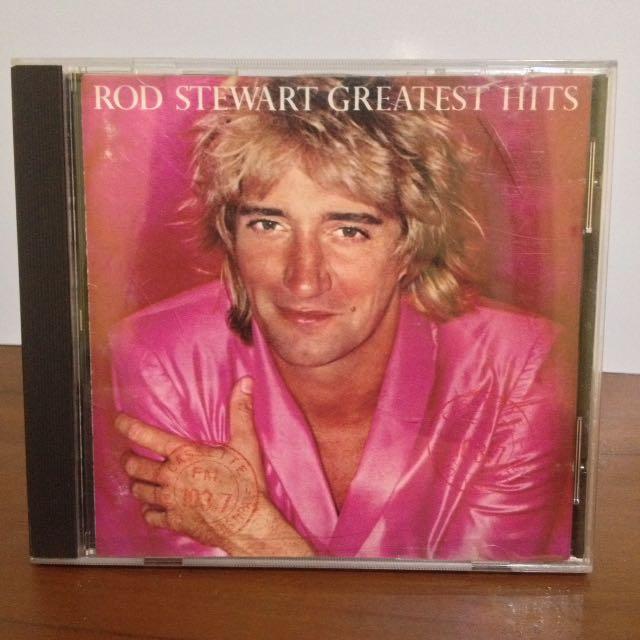 ROD STEWART GREATEST HITS