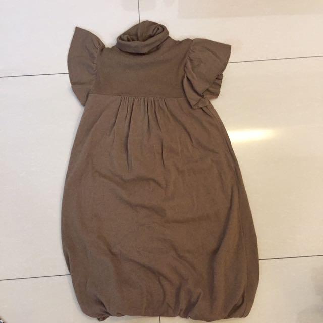 romie turtle neck dress