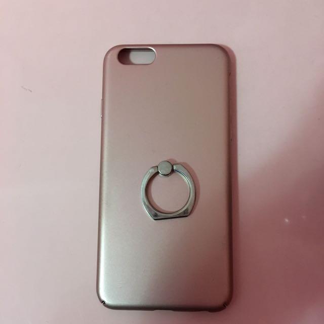 rosegold Case Iphone 6/6s