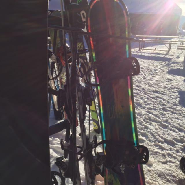 Rossi DIVA Snowboard