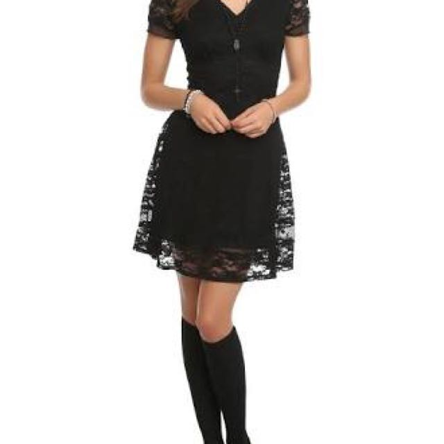 Royal Bones Gothic/Lolita/Lace Dress