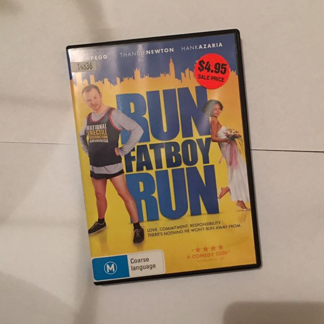 Run Fatboy Run CD
