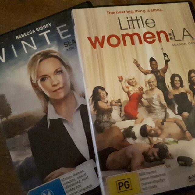 S1 Winter-the killing field S1 little LA women