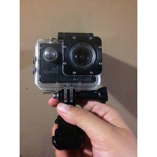 SJ4000 wifi camera