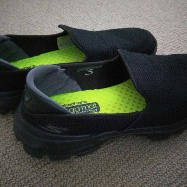 Skechers go walk 3 Black 39.5