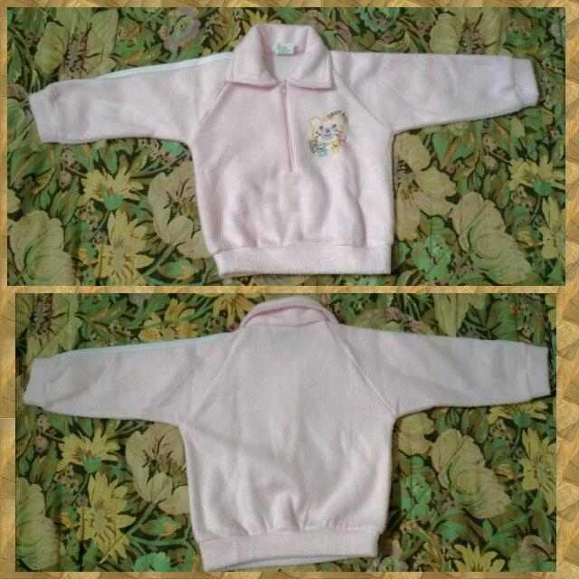 Sweater Baby Pink