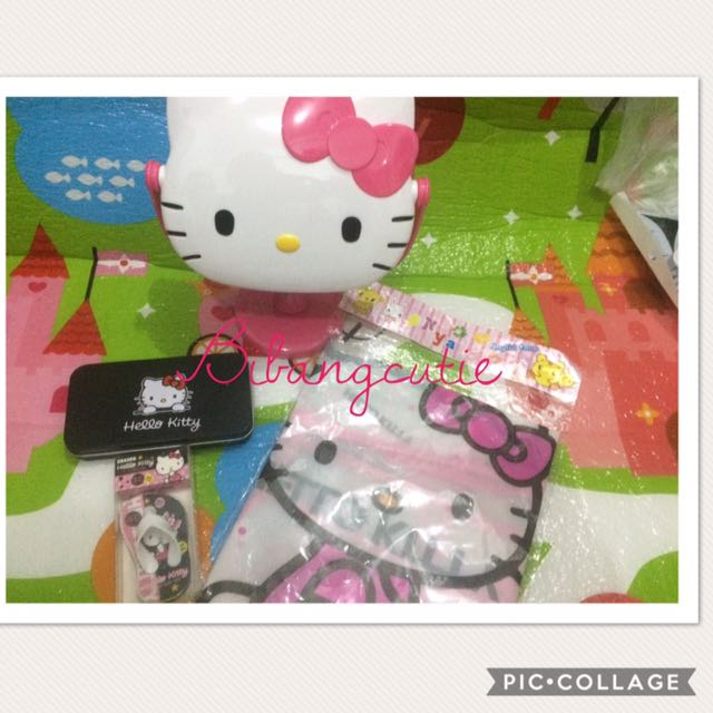 Take all Hello Kitty For P500