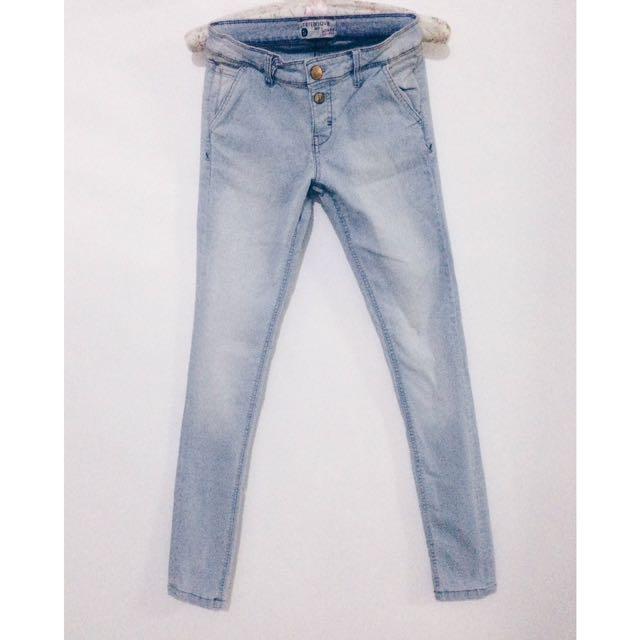 OVERRUN Terranova Jeans Denim