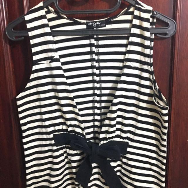 Thailand Brand Stripe Vest