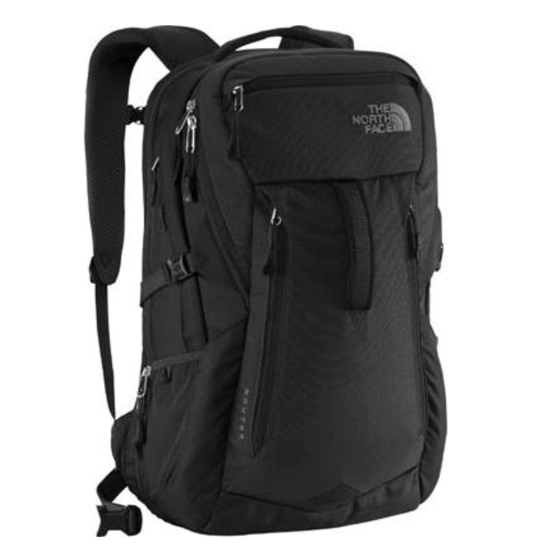 52f2c609e9ac The North Face Router Backpack (Black)