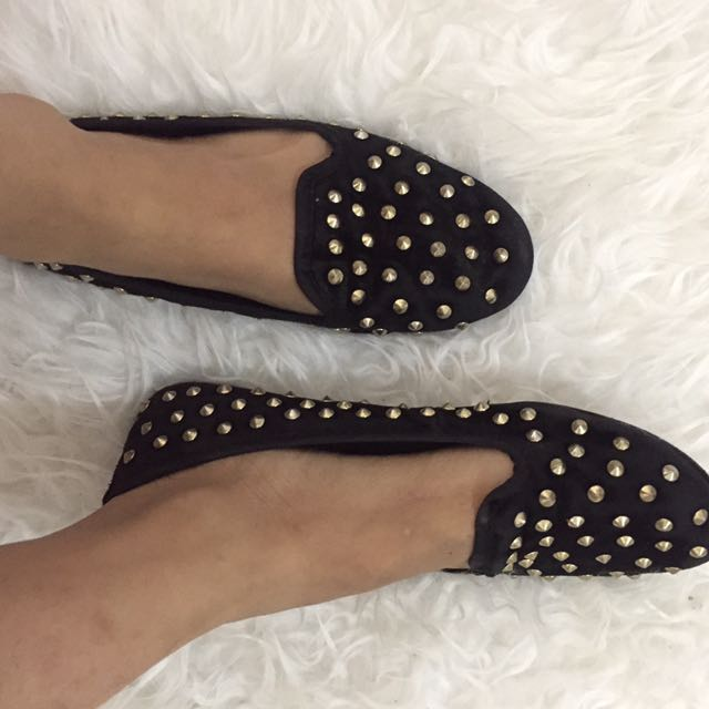 TOPSHOP Studded Shoes