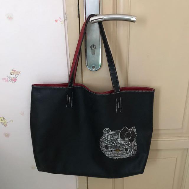 Totebag Hello Kitty