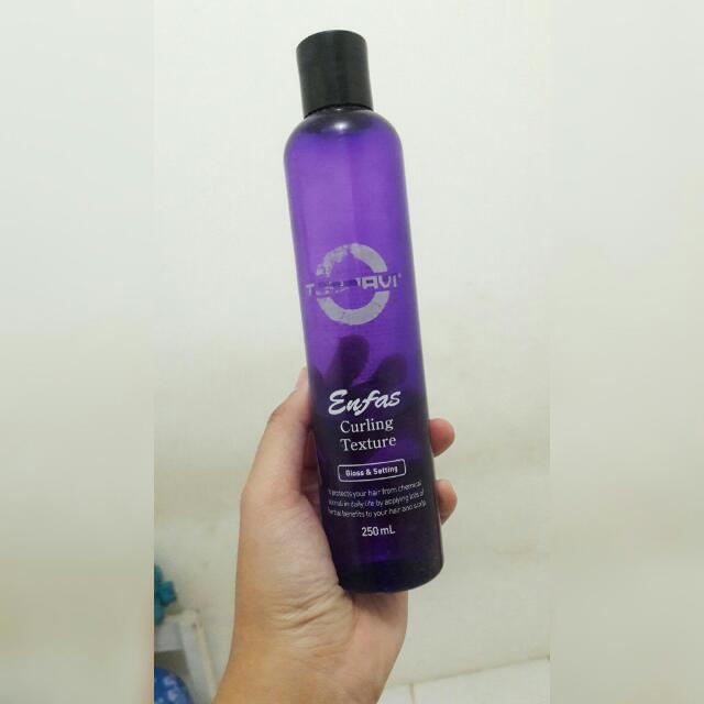Touravi (Vitamin/Penata Rambut Keriting)