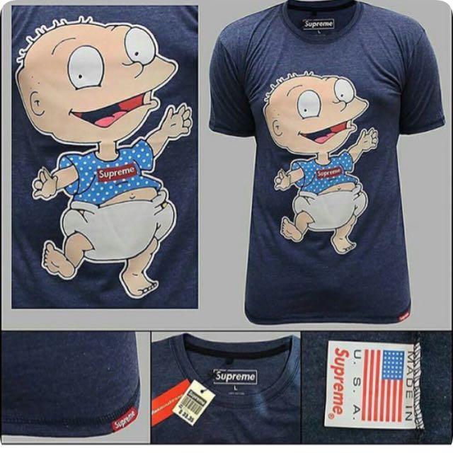 T-Shirt Supreme Cotton
