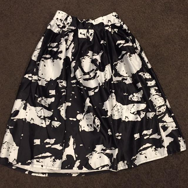 Vintage Look Skirt
