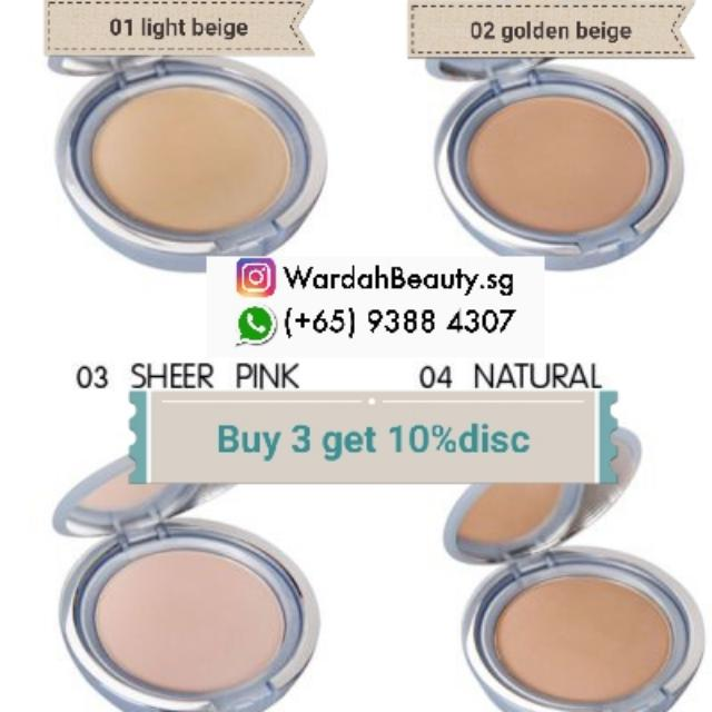 Wardah Lightening Twc Light Feel Refill $7.50, Health & Beauty, Makeup on Carousell