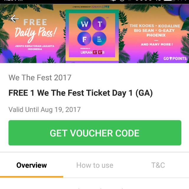 We The Fest 2017 - Day 1
