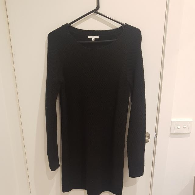 Wooly Jumper/Dress - XS