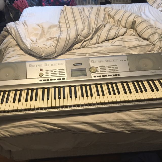 Yamaha DGX 205 Portable Grand Keyboard Piano