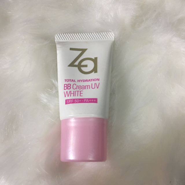 Za Total Hydration BB Cream UV white