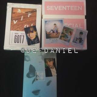READYSTOCK/UNSEALED