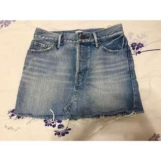 Moussy Denim Skirt