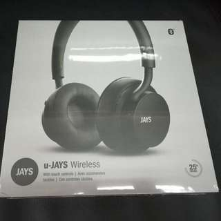 全新 Jays U-Jays Wireless 藍牙耳機 Jay's
