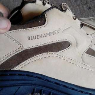 safty blue hammer
