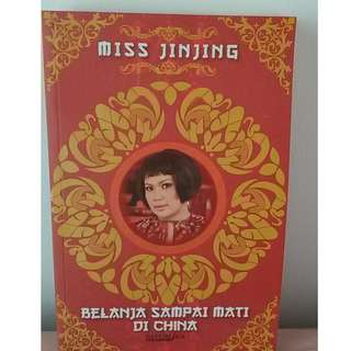 Miss Jinjing #4 : Belanja Sampai Mati di China