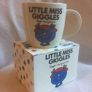 Little miss Giggles Cup