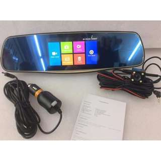 Vehicle black box Dash Camera DVR touch screen A90