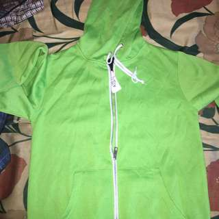 Highlighter Green Hoodie BNWT