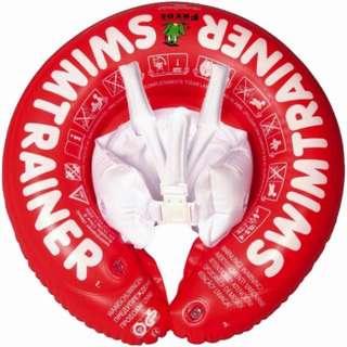 德國Swimtrainer Classic 學習游泳圈 紅色