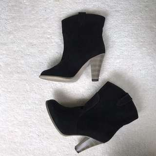**REDUCED PRICE FOR A LIMITED TIME** Black Boots