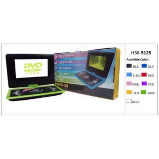 Portable Multifunctional DVD player