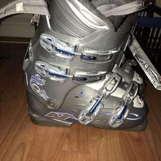 Nordica Ski Boots Size 8